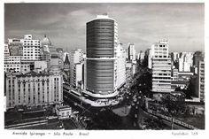 Avenida Ipiranga, Sao Paulo, Brazil