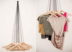 20-Hanger Wardrobe (http://blog.hgtv.com/design/2013/10/10/daily-delight-20-hanger-wardrobe/?soc=pinterest)