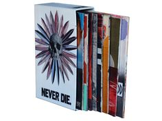 fred litch art 09 039 | mixed media glue book