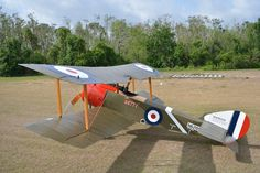 "Sopwith Pup - EAA AVIATION CENTER, OSHKOSH, Wisconsin — EAA AirVenture Oshkosh 2018 will feature historic aircraft from the World War I era and flying activities that commemorate the final year of the ""Great War"" that concluded with the armistice of 1918."