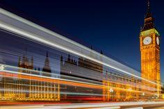 Фотография Вестминстер Lights автор Себастьян Поллак на 500px