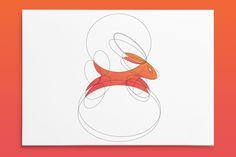 Rabbit Logo Template Logo Rabbit, Logo Branding, Logos, Logo Templates, Squash, Symbols, Letters, Poster, Gourd