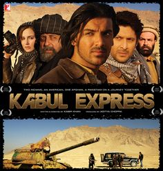 Release Date: 15 Dec 2006 Directed by: Kabir Khan Produced by: Aditya Chopra Cast: John Abraham, Arshad Warsi, Salman Shahid, Hanif Humghum, Linda Arsenio.
