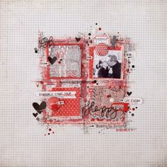 Scrapbooking Layouts, Scrapbook Pages, Digital Scrapbooking, Candy Cards, Layout Inspiration, Smash Book, Diy Projects To Try, Blog, Scrapbooks