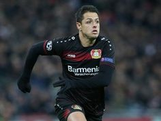Lyon 'make £10.5m bid' for Javier Hernandez