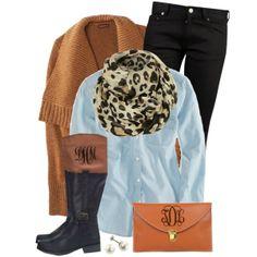 """Two-Toned Thursday"" by qtpiekelso on Polyvore"