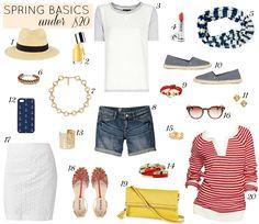 20 Under $20| Penny Pincher Fashion