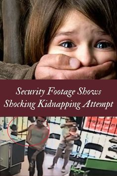 Children are such innocent creatures; it's hard to imagine how anyone could abuse or hurt them. Sadly, however, there are sick people who prey on kids for kidnapping and/or sexual exploitation. #SecurityFootage #Shocking #KidnappingAttempt Oscar Fish, Blue Jeep, Inside Plants, Bridal Heels, Perfume, F 16, Helium Balloons, Crocodiles, Diy Carpet