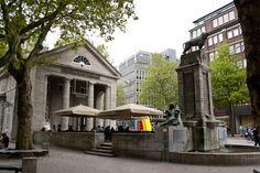 Mönckebergbrunnen, Hamburg City  http://stadtspiel-hamburg.de/