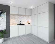 Skandinaavinen keittiö Divider, Room, Furniture, Home Decor, Bedroom, Decoration Home, Room Decor, Rooms, Home Furnishings