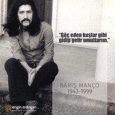 İyi ki doğdun Barış Manço. 7'den 77'ye sevgi ve özlemle anıyoruz.  #BarışManço #doğumgünü #7den77ye #anadolurock #müzik #music