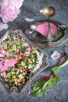 Salads, Foods, Table Decorations, Cooking, Fit, Blog, Food Food, Kitchen, Food Items