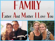 <3 FAMILY <3 Een jaar zonder mijn ouders.. Natuurlijk zou ik ze super erg gaan missen, maar aan de andere kant is het zo'n grote ervaring die niemand daarna nog van je af kan pakken. Ze weten allemaal hoe graag ik dit wil en daarom gunnen ze mij het ook zo erg (tenminste dat zeggen ze) haha! Op dagen zoals: 'Moeder of Vaderdag' zal ik mijn ouders dan natuurlijk nog meer missen, maar het lijkt me ook super leuk om een keer deze dagen mee te maken met andere ouders! <3