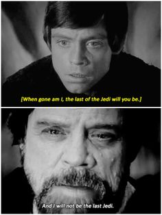 Return of The Jedi (1983) // The Last Jedi (2017)#luke skywalker #star wars #tlj spoilers