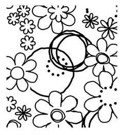 M4-773 Bright Flowers