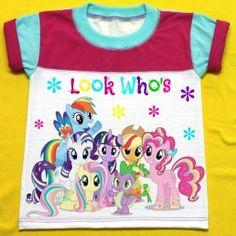 My Little Pony Girl Birthday T-shirt