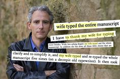 This Hashtag Shows That Male Authors' Wives Are Unsung Heroes