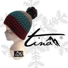 Browse unique items from MyTinoDesigns on Etsy: Original crochet winter warmers for your everyday winter adventure! Crochet Winter, Winter Warmers, Beanies, Manchester, Etsy Seller, Crochet Hats, Adventure, Create, Unique