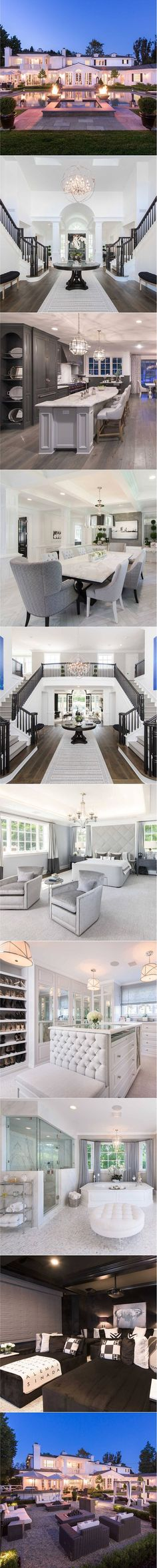 Rarely does a signature property offer the privilege of opportunity. Polished with confidence and a classic balance of modern and time-honored tradition, this unprecedented estate features beautifully layered rooms specifically built for a unique personality and demanding lifestyle. A true celebration of modern refinement, this reimagined achievement leaves no detail unaffected. Spanning nearly 9,000 square […]