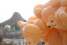 Tokyo DisneySea: Duffy Balloons