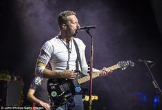 'We still haven't won GQ sexiest guitarist of the year': Chris Martin says he won't rest easy until his band has won an elusive (and non-existent) accolade