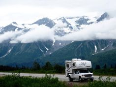 Haines Highway in the Yukon, http://www.truckcampermagazine.com/expeditions/canada/the-journey-to-alaska/