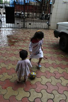 Football Marathon Girls of Bandra