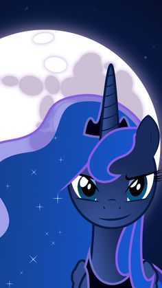 Princess of the Night found on MLP Wallpaper
