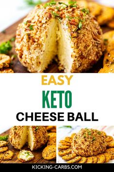 Easy To Make Appetizers, Game Day Appetizers, Low Carb Recipes, Real Food Recipes, Smoked Gouda Cheese, Crock Pot Dips, Keto Tortillas, Sausage Balls, Soften Cream Cheese