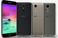 LG India launches K10 2017 edition with Panic button, 4G VoLTE for Rs. 13990