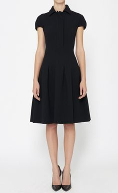 Giambattista Valli Black Dress