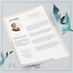 • Easy to edit/customize • Add your name/photo/contact details/experience/education/Additional information/etc. • A4 & US Letter resume/CV templates included • Comes in DOCX format and PDF • Comes with more than 45 Icons (different colours) • Complete guide to change colors, photography, install fonts of letters, etc Cv Template, Resume Templates, Letter Icon, Curriculum Vitae Resume, Name Photo, Looking For A Job, Job Resume, Cover Letter For Resume, Professional Resume
