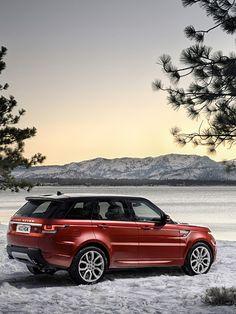 Land Rover range Rover Sport http://www.autorevue.at/aktuell/range-rover-sport-land-rover-news.html