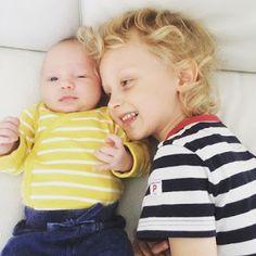 Äiti yrittää: Vauva 1kk - hurjaa kasvua, refluksioireita ja osteopatiaa, Polarn O. Pyret