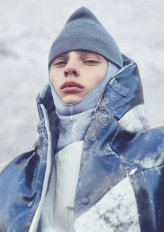 """Fucking Young! presents in exclusive the final MA collection from Copenhagen-based designer Tobias Birk Nielsen. He will be showing this collection titled """"Uniform of Great Hope"""" during the upcoming edition of Copenhagen Fashion Week... »"""