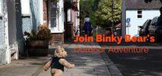 Binky's Big Adventure is set in Alresford, Hampshire