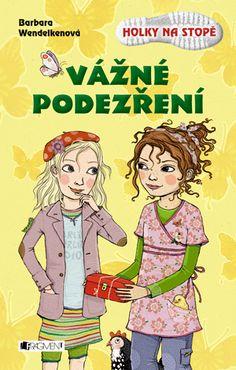 Holky na stopě – Vážné podezření   www.fragment.cz