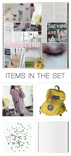 """""""RTD - About me"""" by meep1213 ❤ liked on Polyvore featuring art"""
