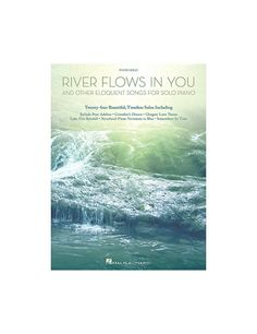 River Flows in You and Other Eloquent Songs for Solo Piano from Hal Leonard at Beacock Music