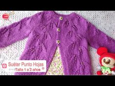 Knitting For Kids, Baby Knitting, Pullover, Crochet, Ravelry, Youtube, Sweaters, Tops, Fashion