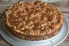 caramel apple pie cake