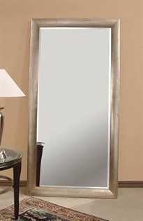 Beautiful Leaning Mirror For Bedroom