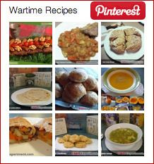 137 Wartime Recipes All On One Page | The 1940's Experiment