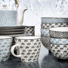 <h1>Nordic Dining</h1><p>Tableware designs with Scandi style</p>