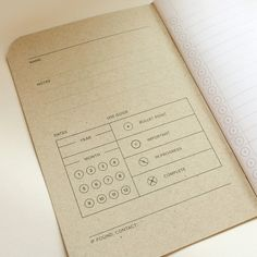 Word Notebooks.  This slick little system could meet the needs of the list-maniac in my head.  Maybe.