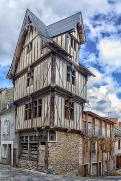 Laval1 by hubert61.deviantart.com on @deviantART :: :: No idea where. French?