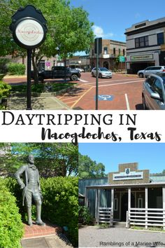 Daytripping in Nacog