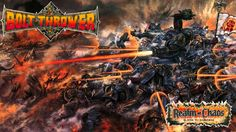 BOLT-THROWER REALM OF CHAOS