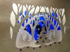 """Бумажный туннель """"Волшебный лес"""" - Рождественские и Новогодние поделки своими руками"""