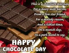 7 Best Chocolate Day Wishes Images Wishes Messages Day Wishes